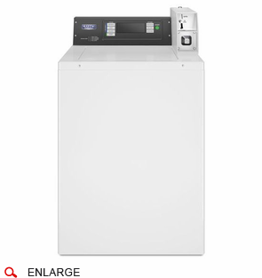 Maytag MAT20PDAWW Top Load Automatic Washer, Coin Drop Installed, Coin Box Sold Separately, 120 Volt, 60 Cycle Micro Processer, Usually Built to Order, If Built 4-Week Lead Time