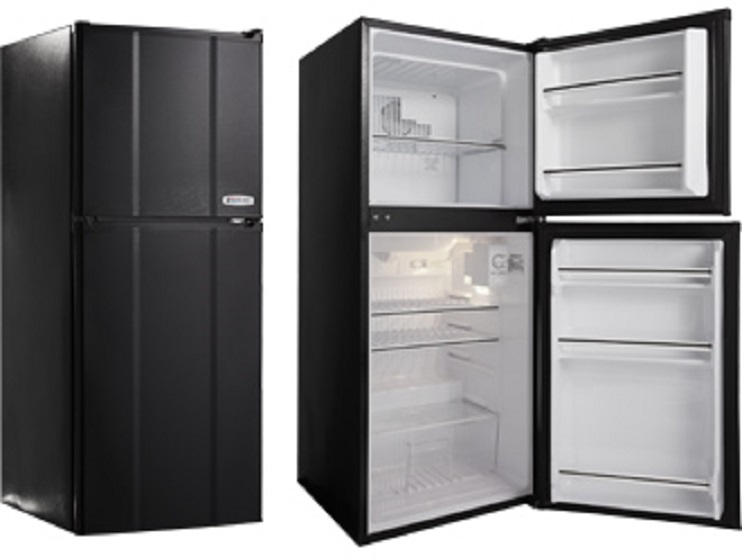 awesome small freezer for garage. Black Bedroom Furniture Sets. Home Design Ideas