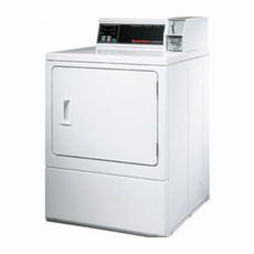 Speed Queen SDE907WF Commercial Front Load Electric Dryer, Prep For Coin  Drop, 208V/