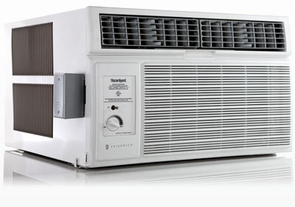 Window Air Conditioners, Hazardgard, Hazardous Duty