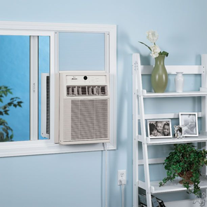 Window Air Conditioners, Slider Casement