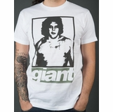 Andre the Giant Graphic Tee - White
