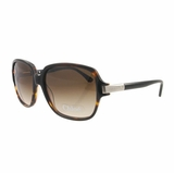 Authentic Chloe 2238 C02 Tortoise Gradient Sunglasses with Case - Brown