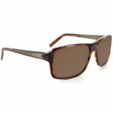 Boucheron Paris Sunglasses BES 136 01 - Brown