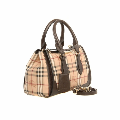 c24331e74aa4 Authentic Burberry Gladstone Tote Bag 3870759 - Chocolate at Modaqueen.com