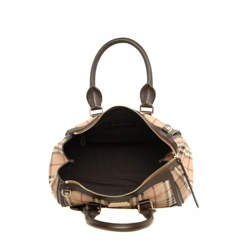 0c09c91fe0a5 Authentic Burberry Gladstone Tote Bag 3870759 - Chocolate at ...