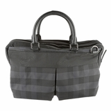 Burberry Mens Brieafcas Bag - Black