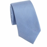 Burberry Rohan Silk Tie Powder - Blue