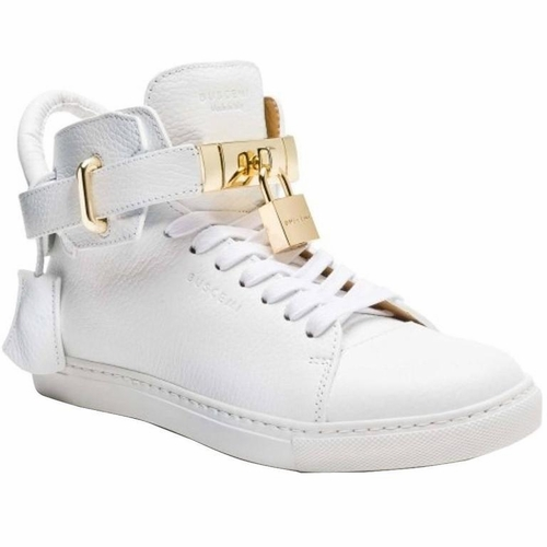 Authentic Buscemi Men 100mm High Top Sneaker Athletic