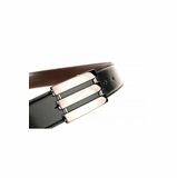 Calvin Klein Italian Leather Belt CK101 - Black