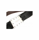 Calvin Klein Italian Leather Belt CK103 - Black