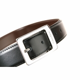 Calvin Klein Italian Leather Belt CK106 - Black