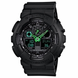 Casio Collection G-Shock Men's Analog Digital Watch - Black
