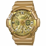 Casio G-Shock Crazy Analog Digital - Gold