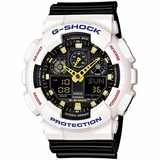Casio GA100-7A G-Shock Men's Analog Digital Watch - Black
