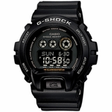 Casio GA100C-1A3 G-Shock Men's Analog Digital Watch - Black