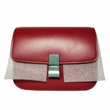 Celine Classic Box Leather - Red