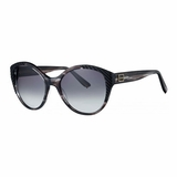 Chloe 2247 C01 Horn Grey Gradient Sunglasses  - Black