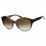 Chloe 2247 C04 Tortoise Gradient Sunglasses - Brown