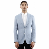 Corneliani Blazer Cotton Jacket - Blue