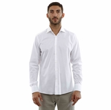 Corneliani CC Cotton Shirt - White