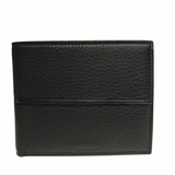 Dior Homme Men's Letaher Wallet - Black