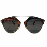 Dior So Real Havana Sunglasses - Brown