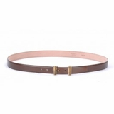 Dolce & Gabbana 115Cm Leather Belt Brown