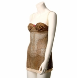 Dolce & Gabbana Camisole See-Through Camisole - Leopard