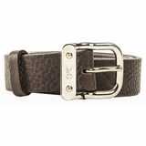 Dolce & Gabbana Soft Leather Belt - Brown