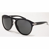 Dolce & Gabbanna DG Sunglasses DG4017 501/87 Grey Shaded - Black