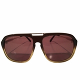 Dsquared Square mens Sunglasses - Brown