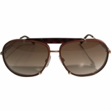 Dsquared2 Pablo Escobar Sunglasses - Gold/Brown