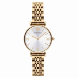 Emporio Armani AR1877 Classic Watch - Gold