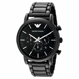 Emporio Armani AR1895 Classic Analog Men Watch - Black