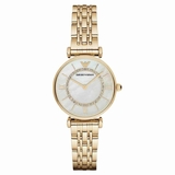 Emporio Armani AR1907 Bracelet Watch - Gold