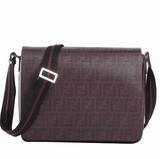 Fendi Flap Bag 7VA195 - Burgundy