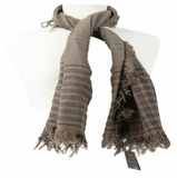 Fendi Olive Scarves and Wraps Scarf - Cream