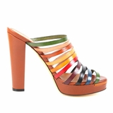 Fendi Sandals Multicolor