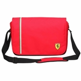 Ferrari Active Messenger Bag - Red