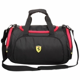 Ferrari Active TF003B Medium Sport Bag - Black
