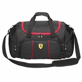 Ferrari Overnight Bag TF005B-B - Black