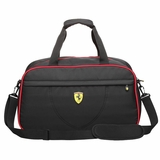 Ferrari TF001B Traveler Bag - Black