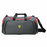 Ferrari TF002A Sport Bag Large - Black