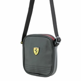 Ferrari TF009A Shoulder Bag - Black
