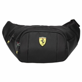 Ferrari TF020B-B Waist Bag - Black
