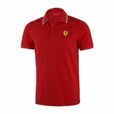 Ferrari TSFB3213 Italia Polo Shirt - Red
