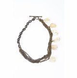 Furla Bronze Rock Necklace - Lim. Edition