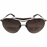 Givenchy Aviator Sunglasses - Black/Gray