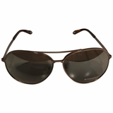 Givenchy Aviator Sunglasses - Gold/Tan